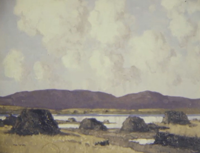 Paul Henry Painting