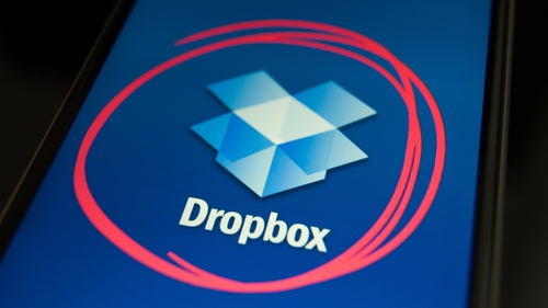 Dropbox has 500 million users and competes with Google, Microsoft, Amazon.com and Box Inc