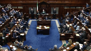 The Dáil passed the final stage of the legislation this evening