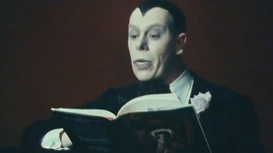 The Diceman as Dracula