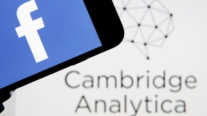 Facebook said the data of up to 87 million people may have been shared with Cambridge Analytica