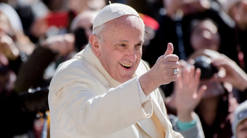 Pope Francis' visit to Ireland will be the first by a pope in nearly 40 years