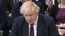 Boris Johnson was asked if it was possible the Salisbury attack might have been conducted by someone who was 'empowered' by Vladimir Putin