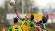 Michael Murphy, left, and Aidan O'Shea will go at it again