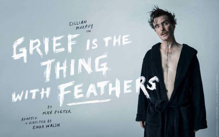 "Review:  ""Grief Is The Thing With Feathers"", a play by Enda Walsh"
