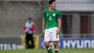 Josh Cullen comes into the Ireland squad as Alan Browne bows out through injury