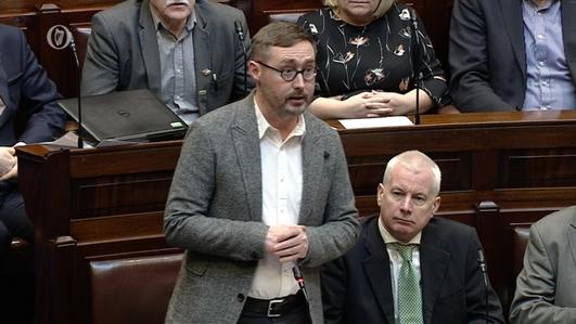 Sinn Féin calls on Eoghan Murphy to go
