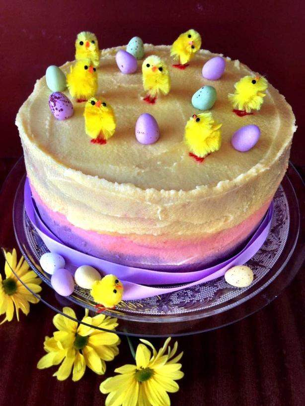 Fulvio's Easter Cake