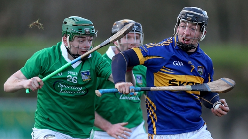 Seamus Hennessy in one of his last games for Tipperary in 2013
