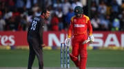 Zimbabwe were on the verge of World Cup qualification