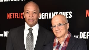 Dr. Dre and Jimmy Iovine, AKA The Defiant Ones, reunite at the film's premiere