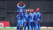 Just 210 runs stand between Afghanistan and a place at next year's World Cup