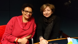 Jackie Kay joins Olivia O'Leary for the first episode of the new