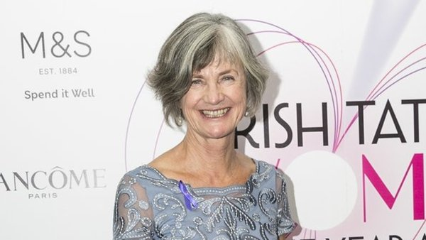 Women's Aid director, Margaret Martin