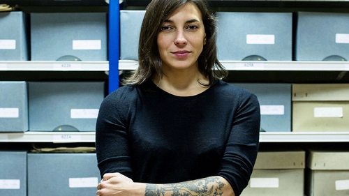 Archivist Cécile Morgan is the Project Manager of the Military Service Pensions Collection Project