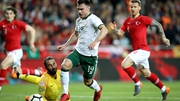 Ireland were unable to find a way back against Turkey