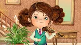 Tricky Violin | RTÉ Animated Shorts