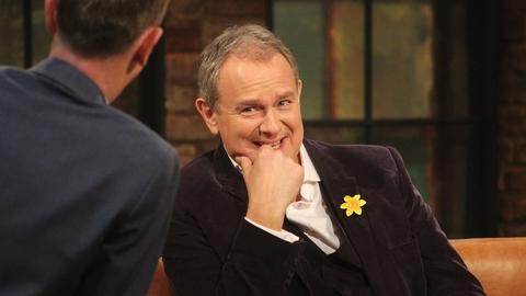 Hugh Bonneville | The Late Late Show