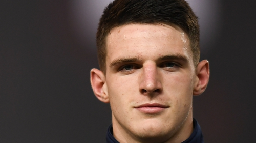 Declan Rice: 'I'm fully focused on playing with Ireland'