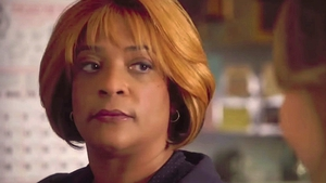 DuShon Monique Brown as Connie in Chicago Fire Screengrab: Chicago Fire/NBC
