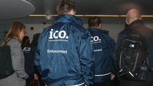 ICO personnel spent several hours at the offices of Cambridge Analytica