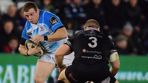 Sean Cronin in action for Leinster