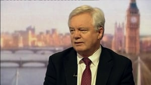 David Davis said there will be a solution to avoid control points