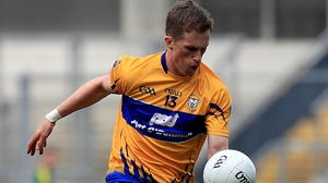 Eoin Cleary was the key man for St Joseph's Miltown