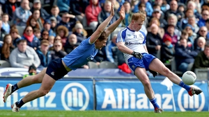 Monaghan beat Dublin in Croke Park for the first time in their history