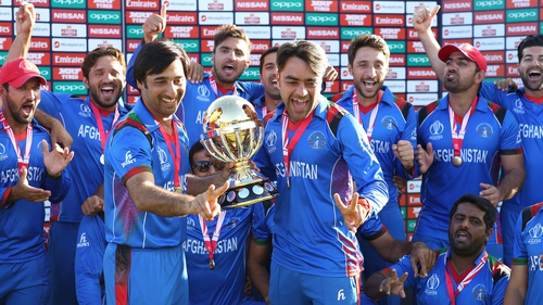 Afghanistan cricket has been on the rise for the past decade