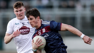 Galway maintained their long winning streak against Kildare with a six-point win in Newbridge
