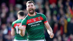 Aidan O'Shea has been given differing roles in recent seasons