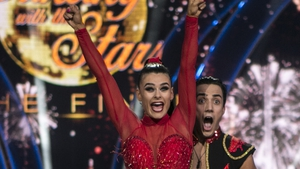 Karen and Jake won Dancing with the Stars 2018