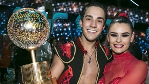 Jake Carter and Karen Byrne - million-watt smiles, and serious star quality on the dancefloor