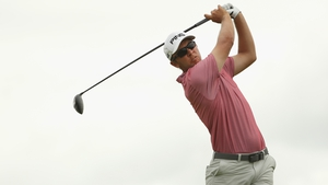 Seamus Power took a share of fifth in the Corales Puntacana Resort & Club Championship