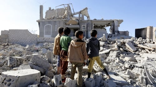 Image result for yemen conflict