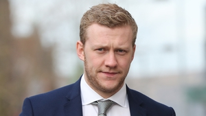 Stuart Olding was granted legal aid after the first five weeks of the case