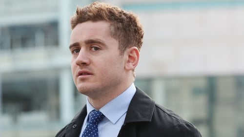 Paddy Jackson to sue senator over alleged defamatory tweet