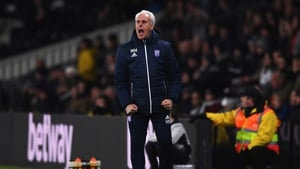 Mick McCarthy's contract expires at the end of the season