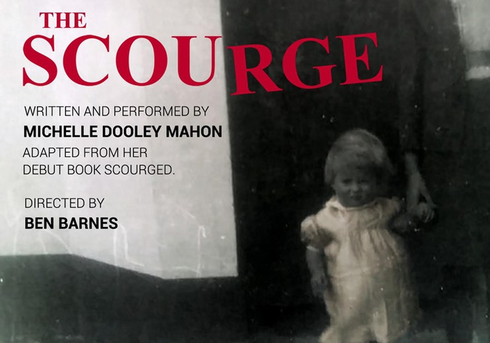 """""""The Scourge"""", a one-woman play by Michelle Dooley Mahon"""