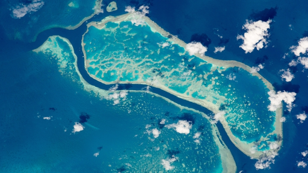A thin film to save Great Barrier Reef