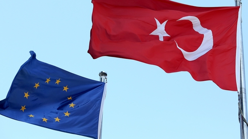 Turkey still wants to join the EU, but said it did not want 'unfair criticisms'