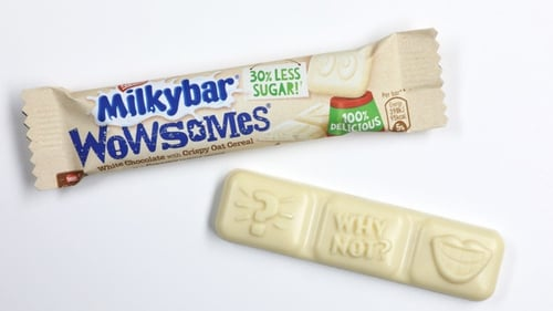 Nestlé's uses science to create new Milkybar 'Wowsomes'