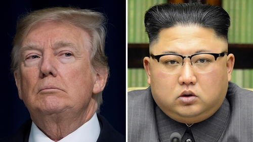 A summit between Donald Trump and Kim Jong Un is scheduled for  12 June in Singapore