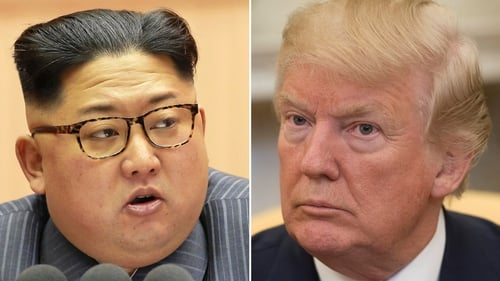 US President Trump yesterday called off the summit blaming 'open hostility' from the North Korean regime