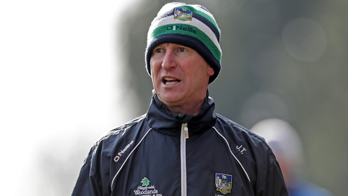 John Tuohy has left the Limerick manager role