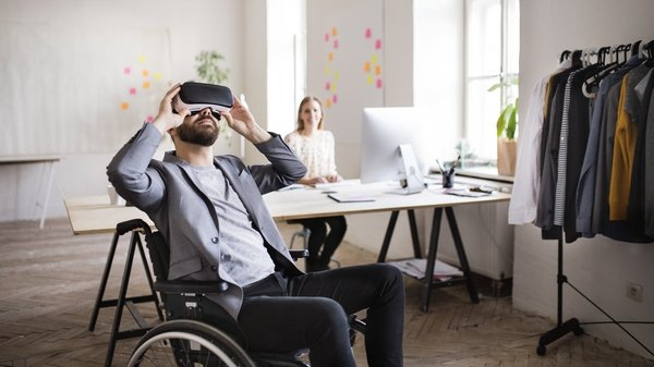 "Looking to a different future: ""society needs to reimagine disability from people needing to be fixed to everyone has a role to play and from helping get them a job to self-employment."" Photo: iStock"