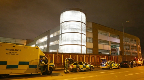 Exclusive; Manchester attack fire crews 'sent away from arena blast'
