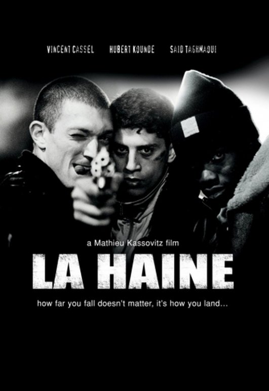 "French film ""La Haine"" with a live soundtrack by Asian Dub Foundation"