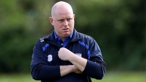 Waterford manager Tom McGlinchey